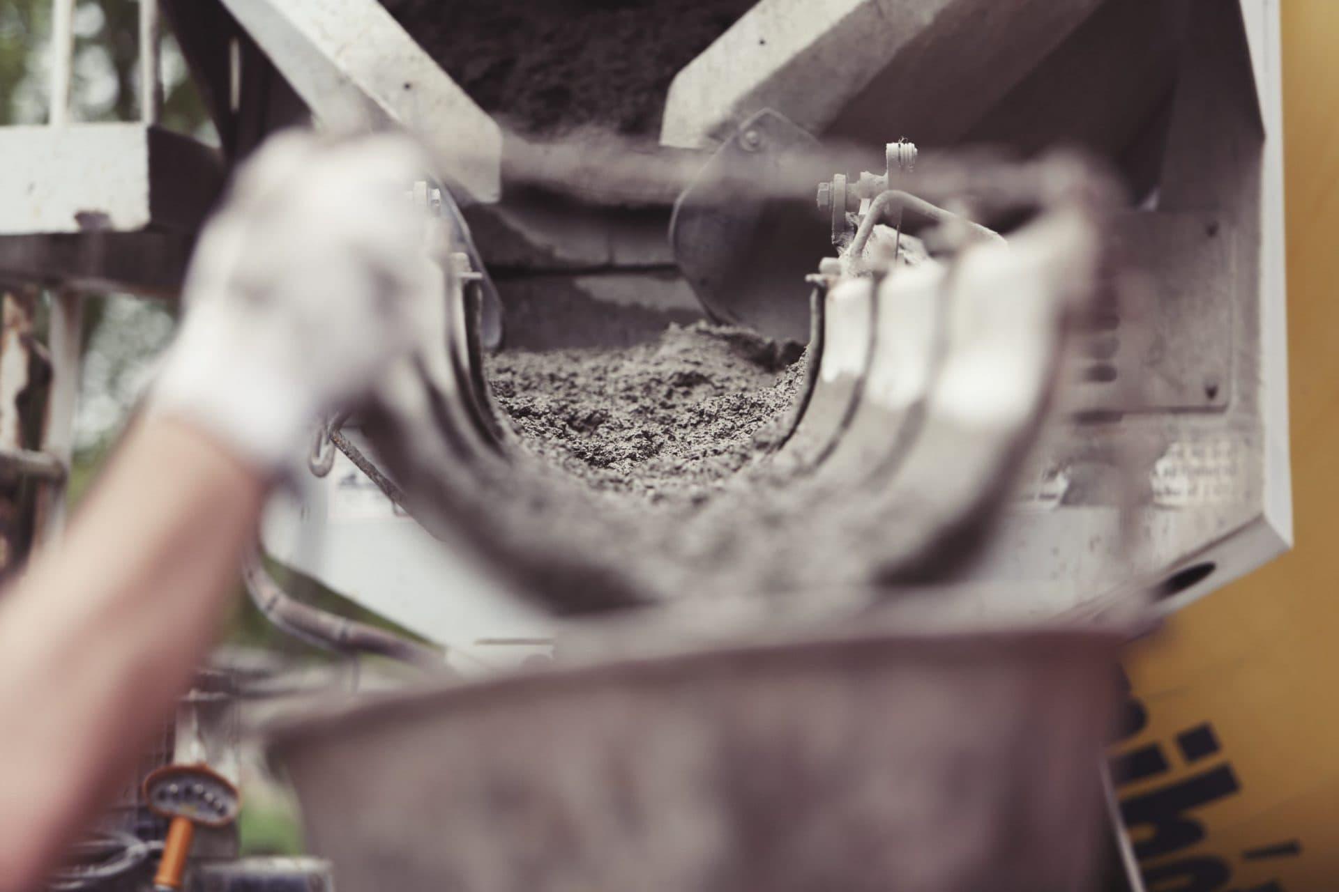 Sneldrogende cementdekvloeren