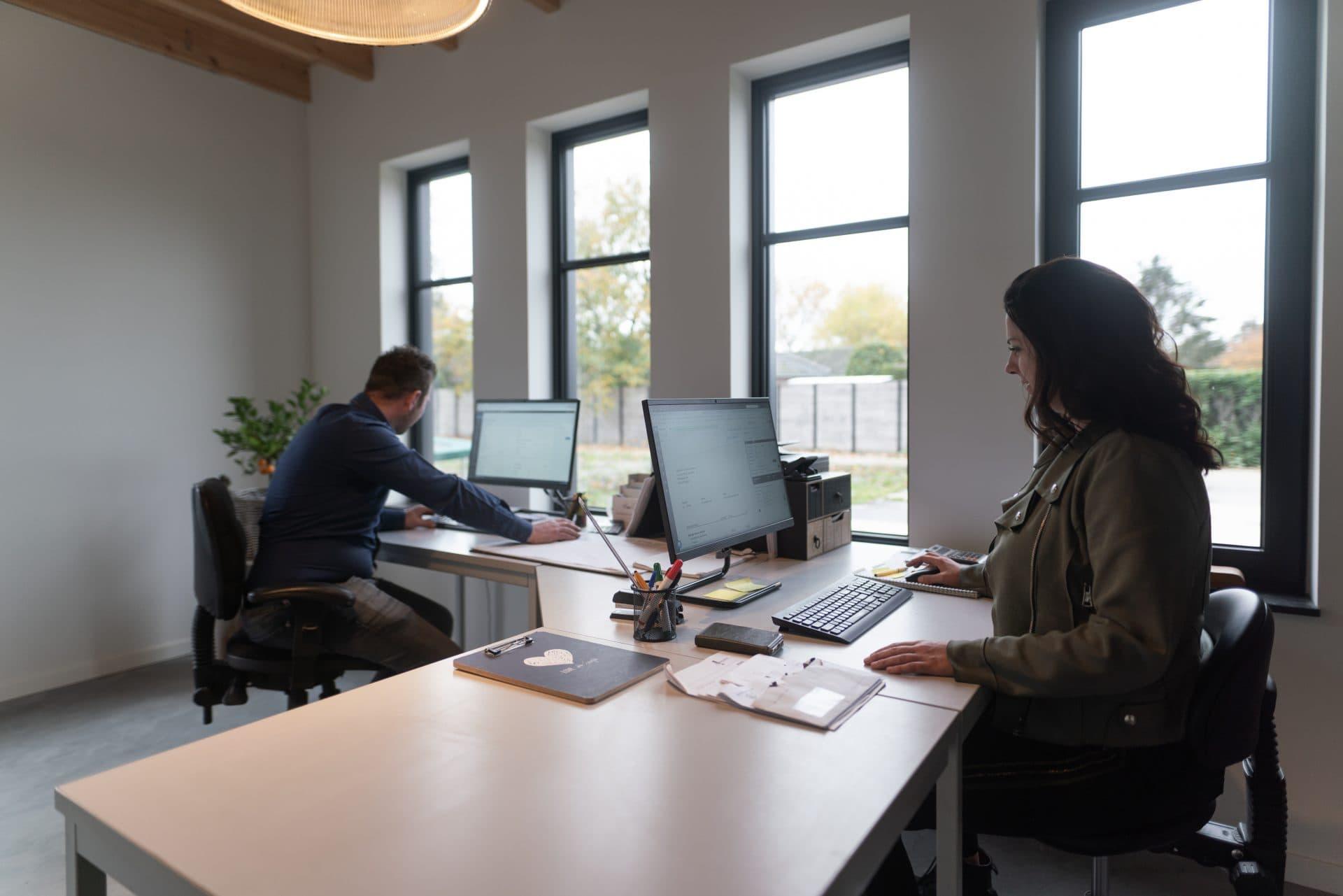 Van Berlo kantoor